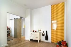 Im ersten Obergeschoss des Stair Case Study House 01 <br />befinden sich die Schlafräume der Kinder und der Eltern<br />