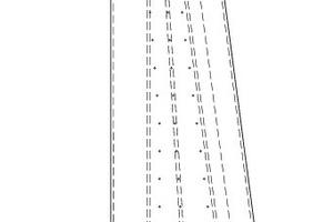 Detail Kopfplatten, M 1: 50
