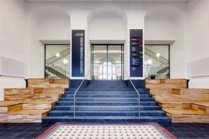Saniert, repariert, neu interpretiert: die neue alte Stadtbibliothek