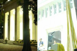 Schwer bespielbar und überhaupt: ohne Lagunenblick! Der Deutsche Biennale Pavillon in Venedig darf abgerissen werden, ginge es nach dem Präsidenten der Bundesarchitektenkammer Berlin