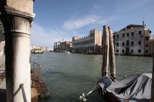 Architekturbiennale 2012: Der Fondaco dei Turchi,  ein Palast in Venedig, diente einige Zeit als Handelshaus für osmanische Händler. Heute beherbergt das Gebäude am Canal Grande ein Museum für Naturkunde