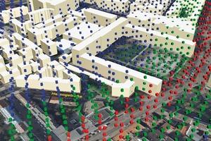 Die Toolbox Virtual CityScapes ermöglicht Visualisierungen schon in der Planungsphase