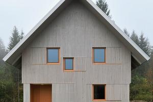 Haus R in Bohinj, 2008<br />