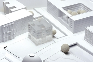 Gewinnerentwurf: Schweger Partner Architekten, Hamburg