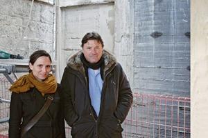 Nina Bölinger und Stefan Forster