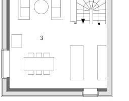 Grundriss 1. Obergeschoss, M 1:200
