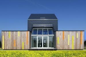 CO2-Spar-Haus am Laka See/ Polen - Dr. Peter Kuczia, Osnabrück