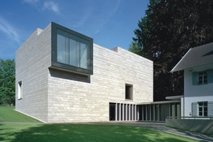 Deutscher Naturstein-Preis 2009: Franz Marc Museum