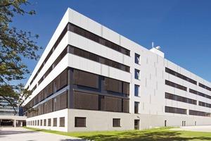 Der Neubau für Ingenieure der Ruhr-Uni Bochum wird mit regenerativen Energien betrieben