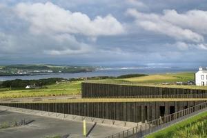 Das Projekt erstreckt sich entlang der Bucht von Port Noffer