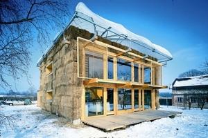 Coat and Umbrella House - Petr Suske