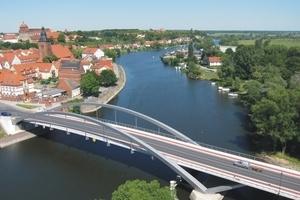 Sandauer Brücke in Havelberg