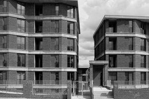 Ist das der neue Brutalismus? Finsbury Park, London, Sergison & Bates Architects (2004-2008)
