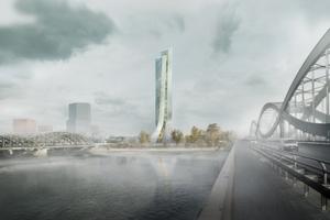 """Hamburg möchte mit dem """"Elbtower"""" einen """"markanten Stadteingang"""" schaffen"""
