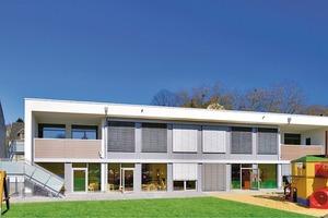 Architekt Andreas Haus plante in Dortmund eine Kita in Modulbauweise, die EnergiePlus-Standard erreicht