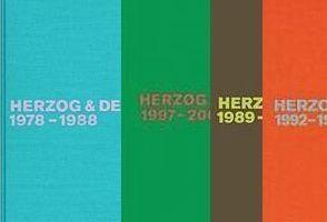 Ein Schwergewicht aus der Bücherproduktion: Die Werkmonografie von Herzog & de Meuron