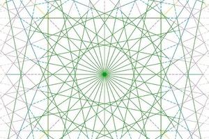 Das Dach besitzt einen quadratischen Grundriss mit einer Seitenlänge von 34,1m und überdeckt eine Fläche von 1165m²