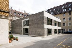 """""""Umbau Atelierhaus Dubstraße in Zürich"""" von Boltshauser Architekten, Zürich,..."""