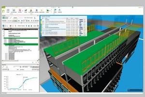 Building Information Modeling unterstützt eine Bauweise mit hohem Vorfertigungsgrad. Planungsfehler und Kollisionen zwischen einzelnen Gewerken können mittels BIM frühzeitig erkannt und schnell behoben werden