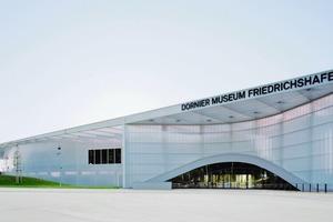 Das Dornier Museum in Friedrichshafen, 2009<br />