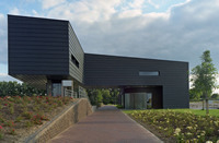 Restaurant Boschmolenplas/NL - Engelman Architekten Roermond