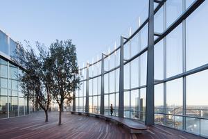 '1 Bligh Street' gewinnt Internationalen Hochhaus Preis 2012 (Christoph Ingenhoven (ingenhoven architects) und Ray Brown (Architectus))