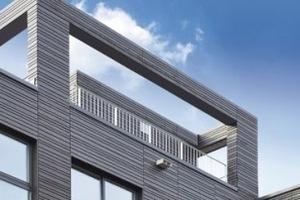 Case Study #1 ist ein viergeschossiges Wohngebäude