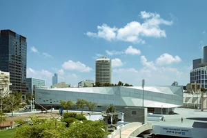 Die Ergänzung des Tel Aviv Museums of Art: das Amir Building<br />