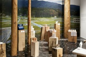 Der Goldene Löwe 2012 für den besten Nationenbeitrag geht an den Japanischen Pavillon (Kurator: Toyo Ito)