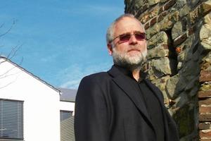 Einer der Hauptreferenten: Prof. Ludwig Rongen, FH Erfurt<br />