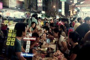 Dagegen Bilder vom urbanen, maßstäblich angepassten Leben