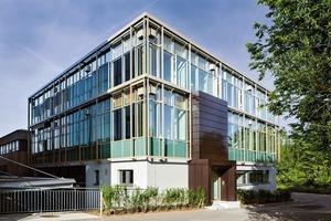 Das Gebäude House of Natural Resources ist ein Forschungsbau verschiedener Institute der ETH Zürich