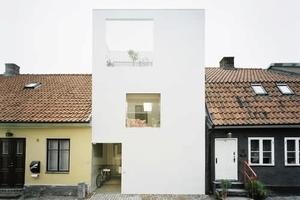 TOWNHOUSE, Landskrona, Schweden  Architekten: Elding Oscarson