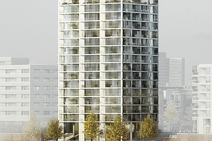 Entwurf ingenhoven architects