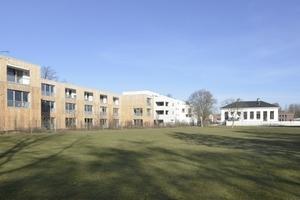 Neue Hamburger Terrassen, Mehrfamilienhaus von hauschild+siegel architecture