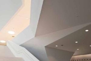 Die neuen Treppenanlagen UG<br />