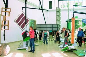 """Fingerzeige im deutschen Pavillon: """"Updating Germany"""""""