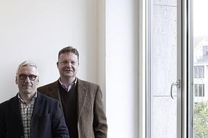 Gewinner: Ivan Reimann (l.) und Thomas Müller