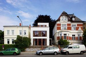 Wohnhaus Paul-Brüning in Lübeck - mm architekten