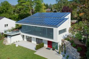 EnergiePlus Einfamilienhaus Berghalde in Leonberg-Warmbronn