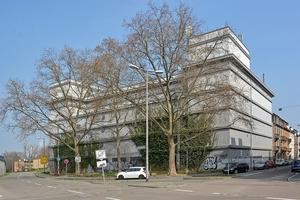 Bekommt Bundesgelder: Hochbunker Ochsenpferch, Mannheim