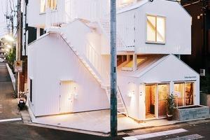 Tokio Appartement, Tokio/JP (2010)