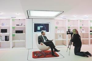 Erforschen, was die Zukunft sein könnte: iHomeLab, ein Labor der Hochschule Luzern