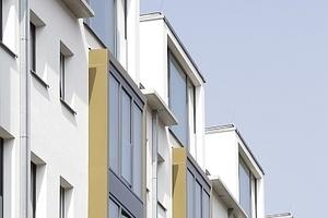Die Hinzugewinnung der Dachfläche als vollwertiges Geschoss macht Sanierungen wie diese hier gut finanzierbar
