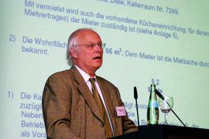 Dr. Wolfgang von Werder