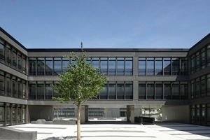 Staatliche Realschule Memmingen,<br />schulz &amp; schulz architekten, Leipzig <br />