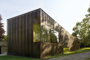 Villa Vauban, Luxembourg - Diane Heirend & Philippe Schmit architects, Luxembourg