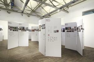 Ausstellungsansicht im DAZ September 2014