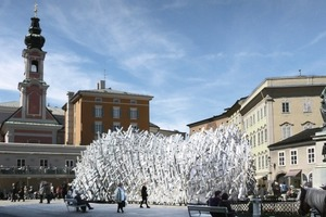 """Biennale-Pavillon """"White Noise""""<br />"""