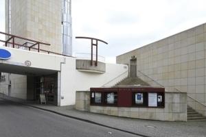 Museum Abteiberg, Mönchengladbach, Haupteingang irgendwie<br />